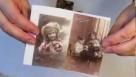 Decoupage krok po kroku - transfer zdjęcia na farbie