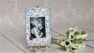 Decoupage krok po kroku - ramka ze zdjęciem na Dzień Babci