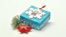 Decoupage krok po kroku - świąteczne pudełeczko z Janiołkiem - dla początkujących